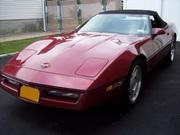 chevrolet corvette Chevrolet Corvette Convert