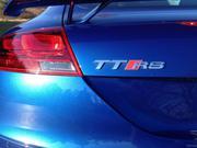 2013 Audi Audi TT RS Coupe Quattro